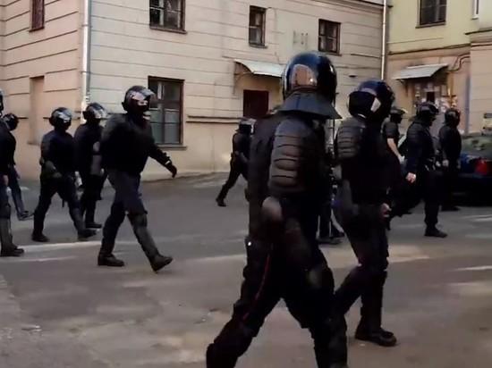 За субботу задержали полсотни активистов
