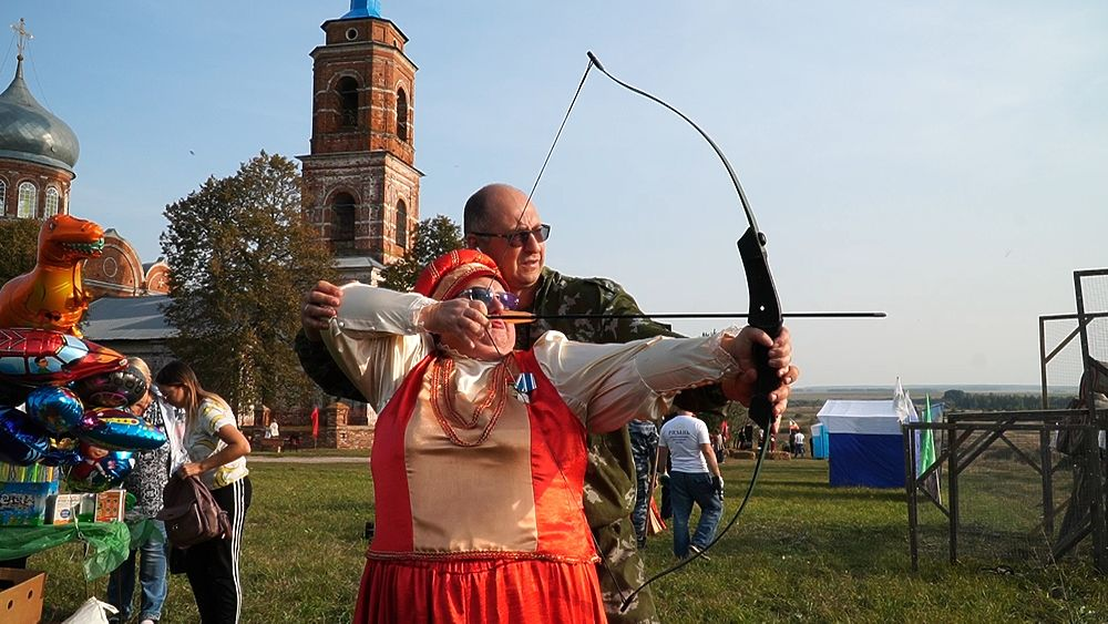 Весело да громко: в Рязанской области прошел фестиваль казачьей песни