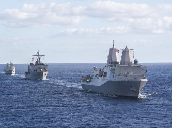 ВМС США получили новый ракетный эсминец