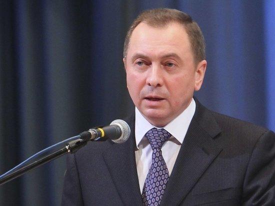 МИД Белоруссии заявил, что санкции против страны будут иметь обратный эффект