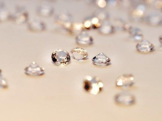 Мужчина на прогулке в заповеднике нашел крупный алмаз