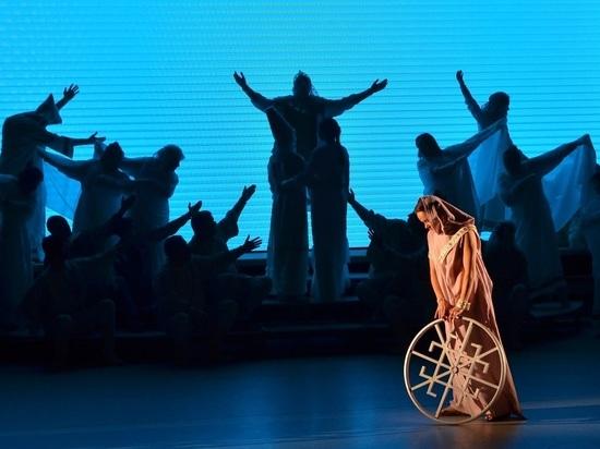 Чувашский ТЮЗ открывает 88-й театральный сезон премьерой исторической легенды