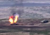 Премьер-министр Армении Никол Пашинян утром в воскресенье объявил о нападении Азербайджана на Нагорный Карабах