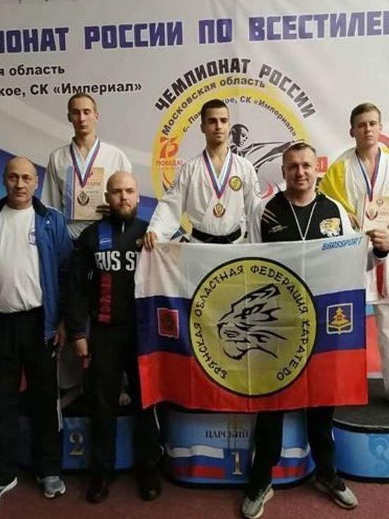 Единоборцы из Ставрополя – в лидерах всероссийских соревнований