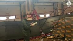 В подмосковном Ступино на заводе рухнул пешеходный мост: место ЧП