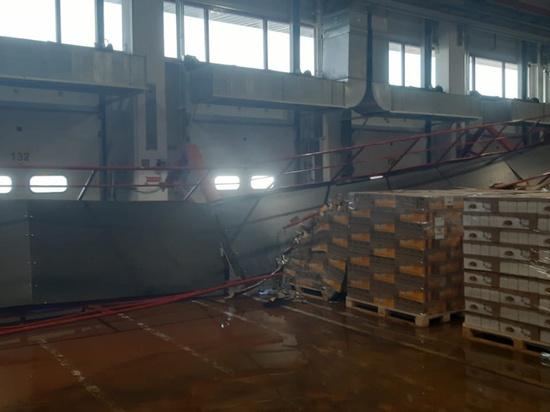 Прокуратура Московской области начала проверку по факту обрушения технического перехода в складском комплексе компании FM Logistic  в Ступинском районе