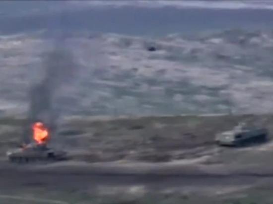 Минувшей ночью произошли столкновения между армянскими и азербайджанскими войсками на линии соприкосновения в Нагорном Карабахе