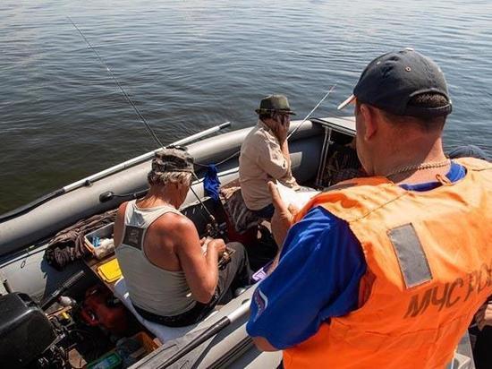На реке Абакан нашли тело погибшего рыбака
