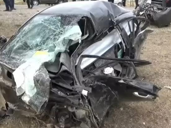 В Дагестане за сутки в ДТП погибли 4 человека