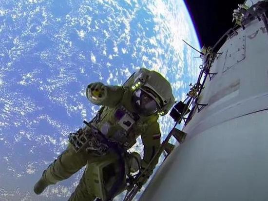На МКС в пять раз увеличилась скорость утечки воздуха