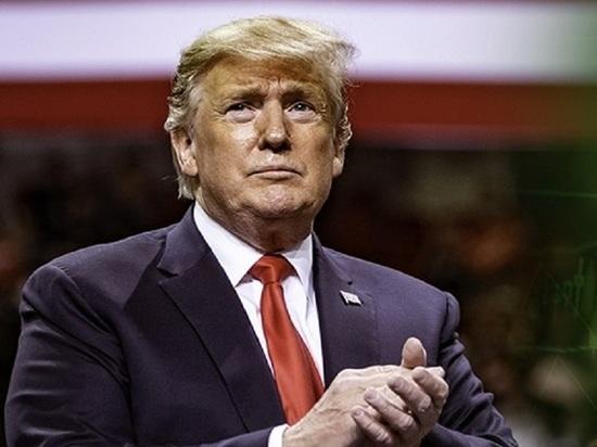 """Трамп гарантировал """"дружескую"""" передачу власти после выборов президента"""