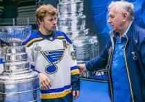 Воспитанник новосибирской хоккейной школы Владимир Тарасенко не сможет проситься с умершим накануне дедушкой