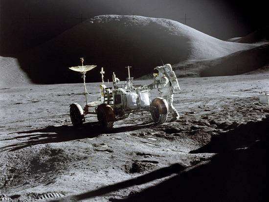 Япония планирует к 2035 году построить на Луне водородный завод