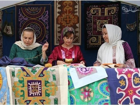 В Дагестане прошел Фестиваль народных промыслов
