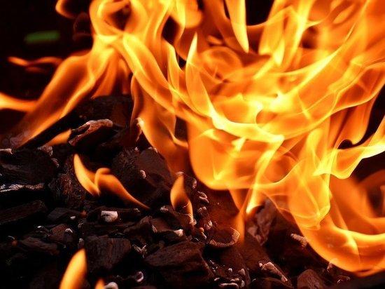 """Пожар произошел в ресторане """"Пивной дом"""" в Пскове"""
