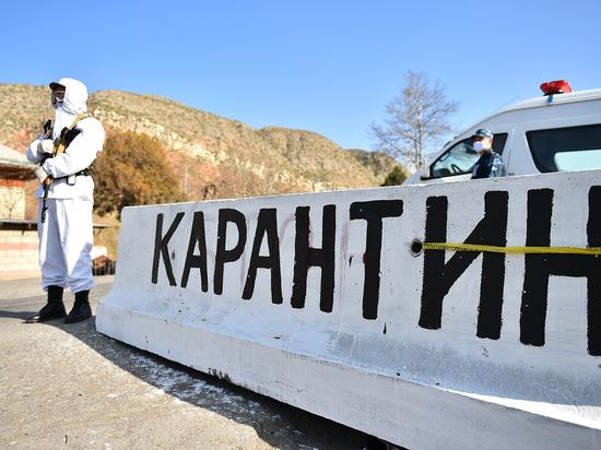 В Баткенской области из-за коронавируса ввели новые ограничения