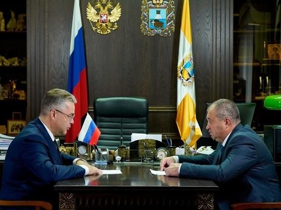 Ставропольский губернатор призвал дорожников ориентироваться на спасение жизней