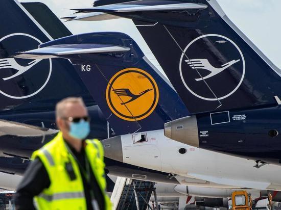 Германия: Центр защиты прав потребителей подал в суд на Lufthansa