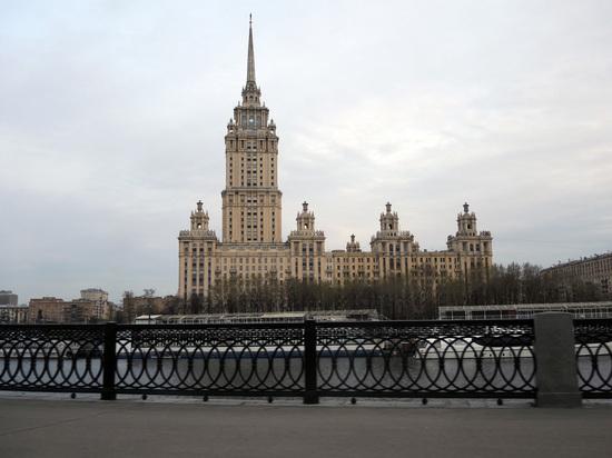 """В Москве в гостинице """"Украина"""" нашли мертвым топ-менеджера нефтегазовой компании"""