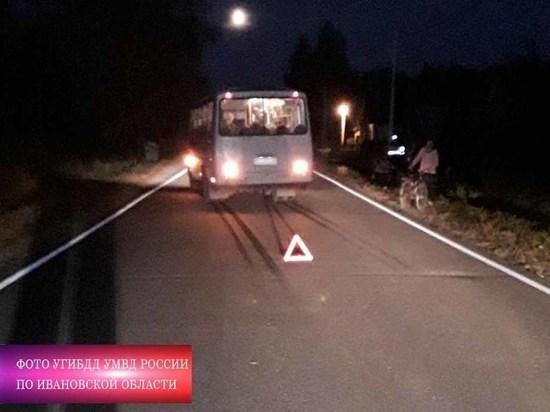 В воскресный день в Ивановской области сбили двух пешеходов