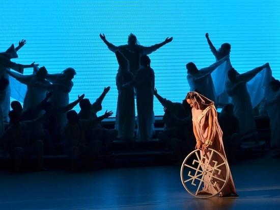 Спектакль о неиссякаемом источнике силы и славы чувашского народа
