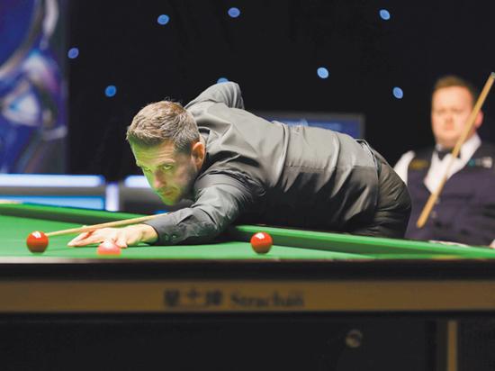 В финале European Masters англичанин обыграл Мартина Гулда — 9:8