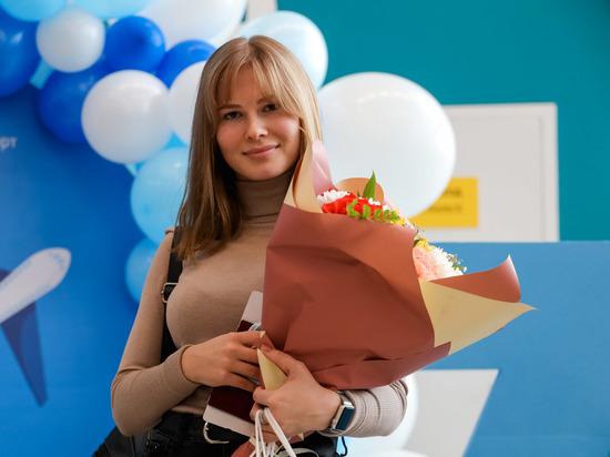 Аэропорт Волгограда встретил 35-миллионного пассажира