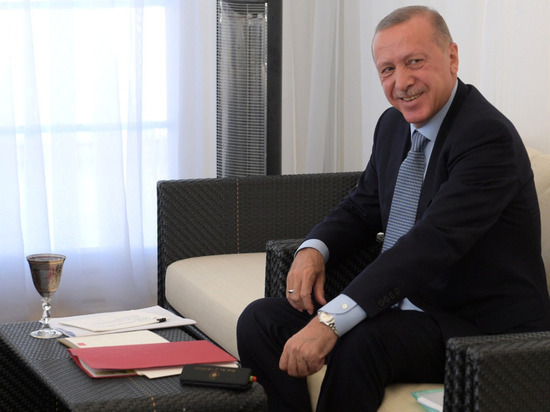 Эрдоган: Армения должна вывести войска с оккупированного Карабаха