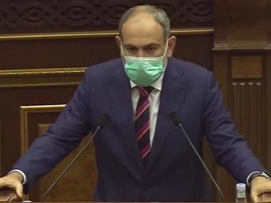"""Пашинян призвал Меркель """"обуздать"""" Эрдогана"""
