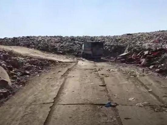 В нескольких российских регионах закончились места для захоронения мусора