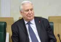 Глава Тувы поздравил сенатора Николая Рыжкова с 91-летием!
