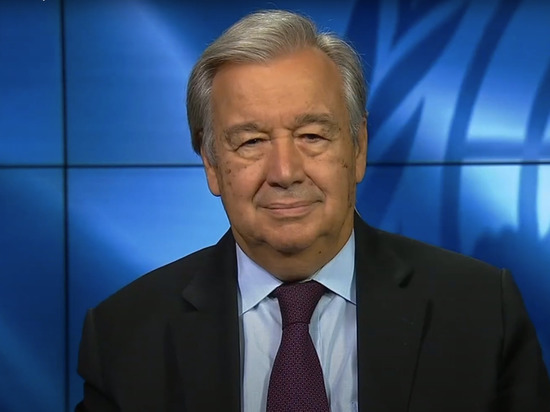 Глава ООН заявил о наступлении «ужасающей вехи» прандемии коронавируса