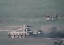 Азербайджанские военные сообщили о танковых боях у иранской границы