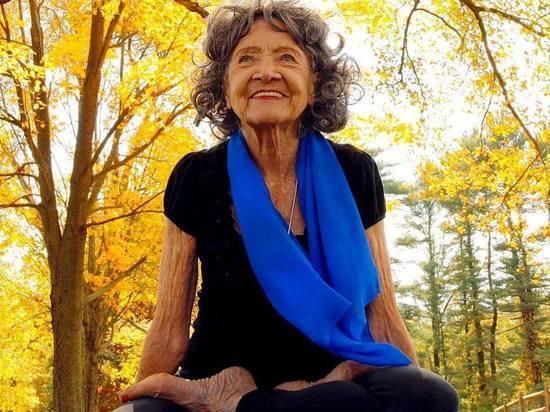 Самая пожилая долгожительница Хакасии живет в Черногорске