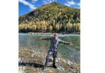 Николай Басков прилетел отдохнуть на Алтай