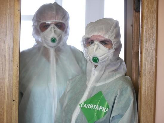 За истекшие сутки в Москве зарегистрированы 2300 случаев заражения коронавирусом COVID-19