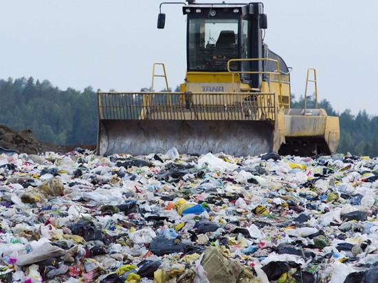 Проблема с захоронением мусора острее всех в России стоит на Колыме
