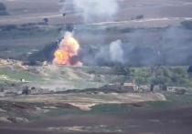 В спорном Нагорно-Карабахском регионе продолжаются столкновения между вооруженными силами Армении и Азербайджана