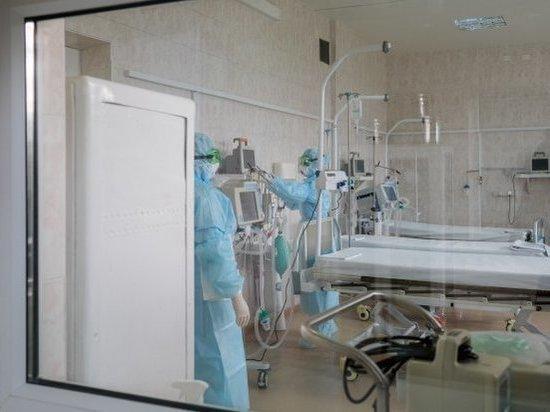Волгоградская область готовит 2000 коек для коронавирусных пациентов