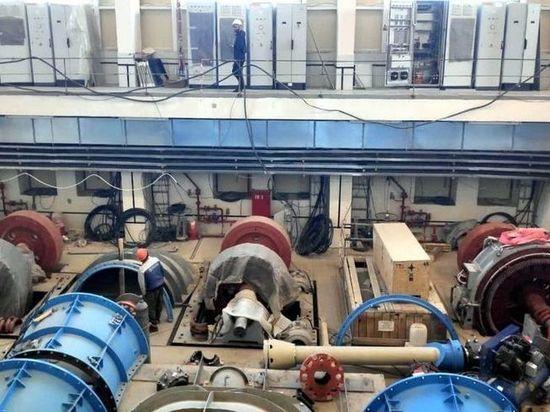 Восьмую по счету гидроэлектростанцию запустят на Ставрополье