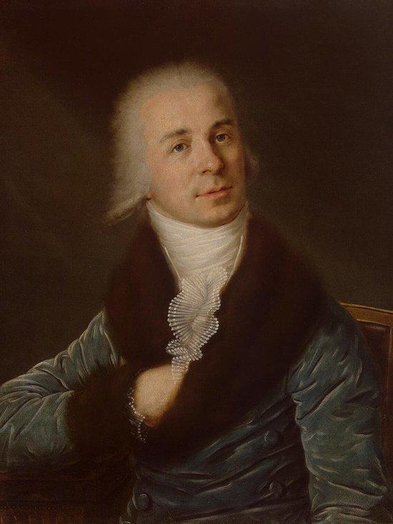 Гавриил Романович родился в Казанской губернии в семье разорившихся дворян