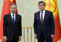 Кыргызстан пообещал Китаю поддержку в вопросах Синцзяня, Тайваня и Гонконга