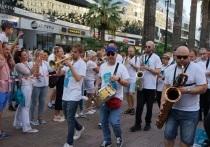 Фестиваль Бутмана в Сочи начался с шествия оркестров