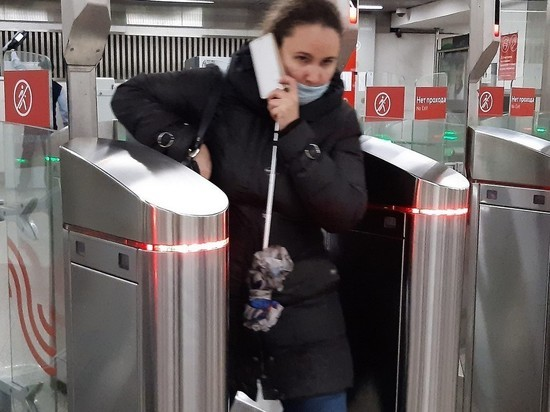 """На станции метро """"Охотный Ряд"""" прошел масочный рейд со штрафами"""
