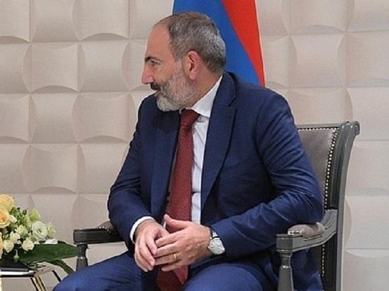 Пашинян призвал другие страны заставить уйти Турцию с Южного Кавказа