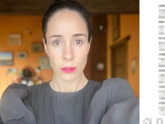 Актриса Ольга Сутулова рассекретила свою беременность накануне родов