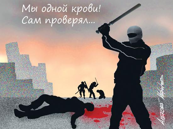 27 сентября 2020 года Минск, где началась акция «Народная инаугурация настоящего президента», стал похож на город, находящийся на военном положении
