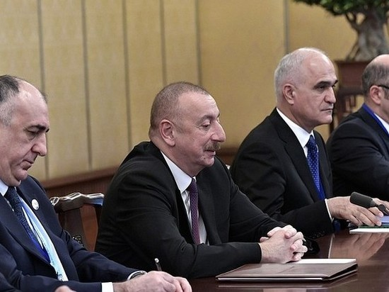 Алиев и Пашинян вместе выступили на российском телевидении