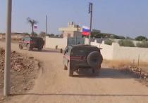 30 сентября 2015 в Сирии началась операция российских Воздушно-космических сил