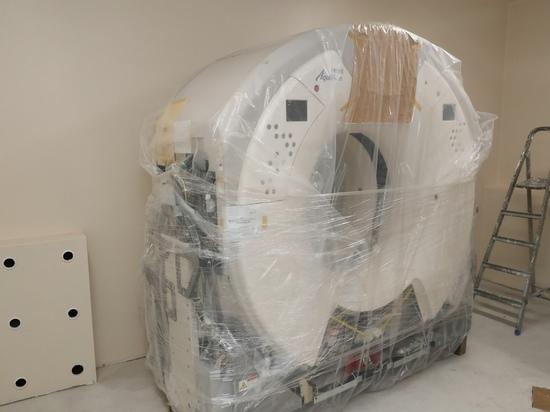 В больницу Надыма поступил новый компьютерный томограф